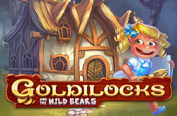 Spielen Sie den Spielautomaten Goldilocks and the Wild Bears