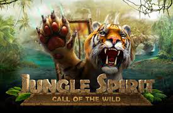 Spielen Sie den Spielautomaten Jungle Spirit: Call of the Wild