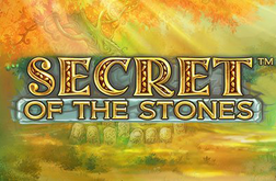 Spielen Sie den Spielautomaten Secret of the Stones