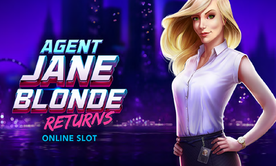 Agent Jane Blonde: Returns