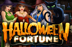 Play Halloween Fortune Slot