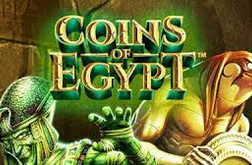 Coins of Egypt Tragamonedas