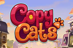 Copy Cats Tragamonedas
