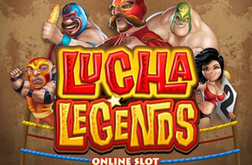 Lucha Legends Tragamonedas