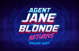 Agent Jane Blonde: Returns Spilleautomat