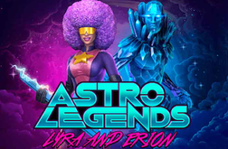 Astro Legends: Lyra and Erion Spilleautomat