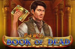 Spill Book of Dead Slot