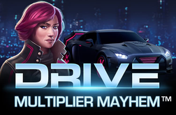 Drive: Multiplier Mayhem™ Spilleautomat