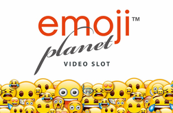 Spill Emoji Planet Slot
