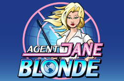 Slot Agent Jane Blonde